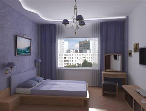 дизайн спален фото - Спальня - Фото