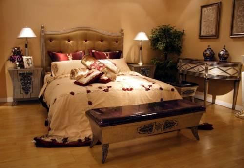 Стиль спальной комнаты