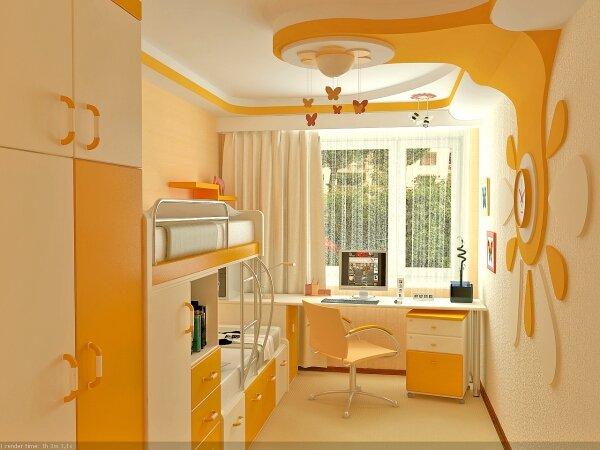 Дизайн игровой комнаты фото